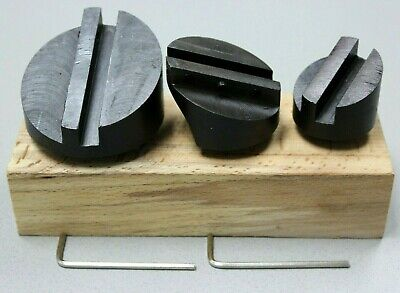 Fly-tool Cutter Holders 34 Shank 3 Piece Set 1-12 To 2-12 Brand New