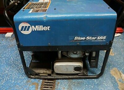 Miller Bluestar 185 Blue Star Welder Local Pickup Only