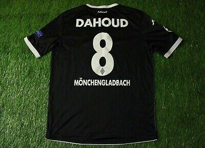 Borussia Monchengladbach # 8 DAHOUD 2015 2016 FOOTBALL SHIRT JERSEY AWAY KAPPA image
