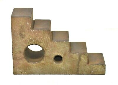 5 Step Iron Precision Block 6 X 2 X 4