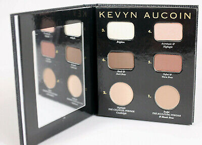 Kevyn Aucoin The Contour Book The Art Of Sculpting &