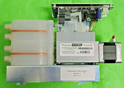 Waters Thermo Fisher Degasser Systec Zhcr 9000-1297 Vacuum Pump Chamber Board