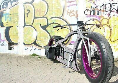 Power-Bikes, Pedelec, EBike 250W-3000W Fatbike, Cruiser, Beachcruiser, Fahrrad Beach Cruiser Bikes