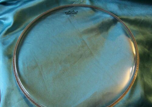 "Remo 11"" Banjo Head, Medium Collar, Clear, BJ-1100-M3"