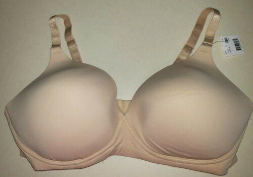 womens MOTHERHOOD MATERNITY NURSING TAN BRA NEW NWOT size 38D 38 D wire free @@