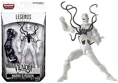 Marvel Legends ~ POISON SPIDER-MAN ACTION FIGURE ~ BAF Monster Venom