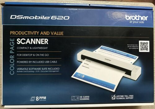 Brother 620 Mobile Scanner