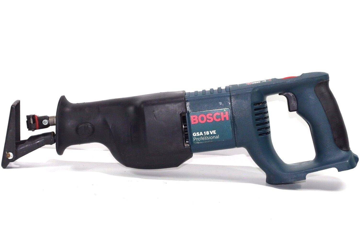 Bosch Akku Säbelsäge  Säbel Säge  GSA 18 VE Solo   NiCd