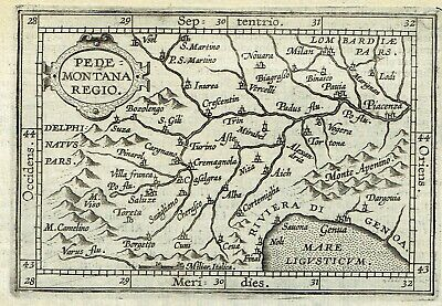Cartina Dettagliata Piemonte.Mappa Geografica Vatican