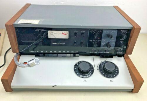 Grason-Stadler GSI 1704 Audiometer -- vintage