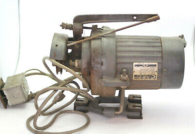 Consew 2cih5062 High Power Clutch Motor 1-phase 115v 60hz 4.6amps 12hp 3450rpm