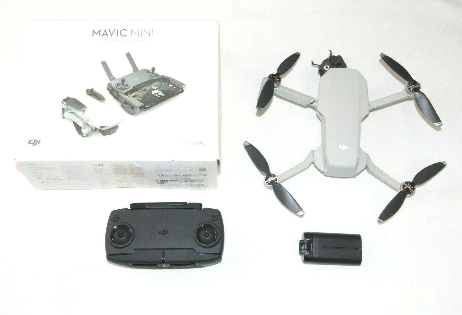 DJI Mavic Mini Modell MT1SD25 - Drohne - Einzelteile / Defekt