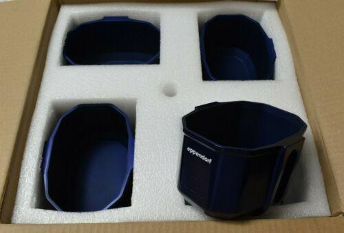 [4-Pk] Eppendorf 5895106005 Centrifuge High Capacity Buckets for Rotor S-4x1000