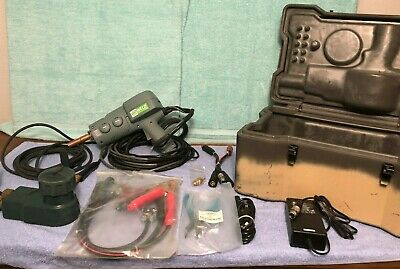 Lota Lightly Used Broco Goweld Portable Battery Mig Welder