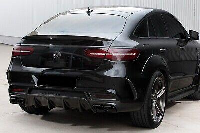 Mercedes Benz C292 Kofferraum Heckspoiler Karbon A Typ GLE 4-türiges Coupé 2015+