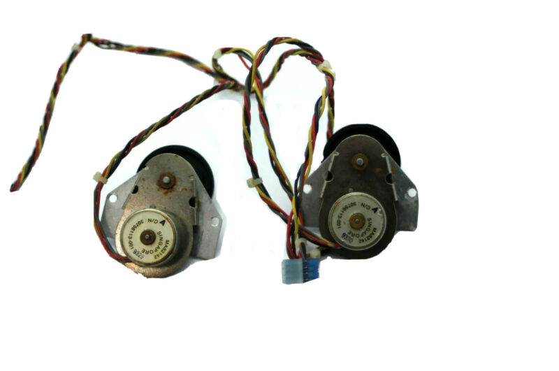 Lot Of 2 Honeywell 30756114-501 Pen Drive Servo Motor Kit Used