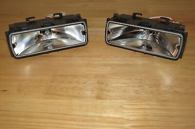 Whelen 500 Series Halogen Takedown Alley Lights Liberty Patriot Lightbar Pair