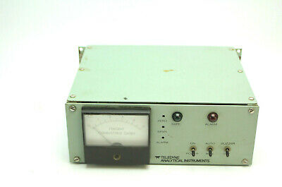Teledyne Analytical Instrument Percent Combustible Gases Analyzer Used