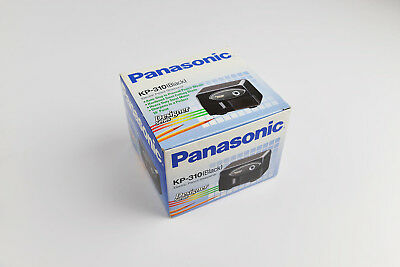 Brand New Panasonic Kp-310 Auto-stop Electric Pencil Sharpener Black
