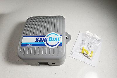 New Irritrol Rain Dial RD-1200 Timer Modul Station Outdoor Irrigation Controller
