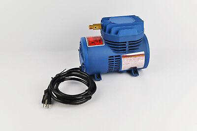 New Paasche D500 110 Hp Diaphragm Air Compressor Pump Motor