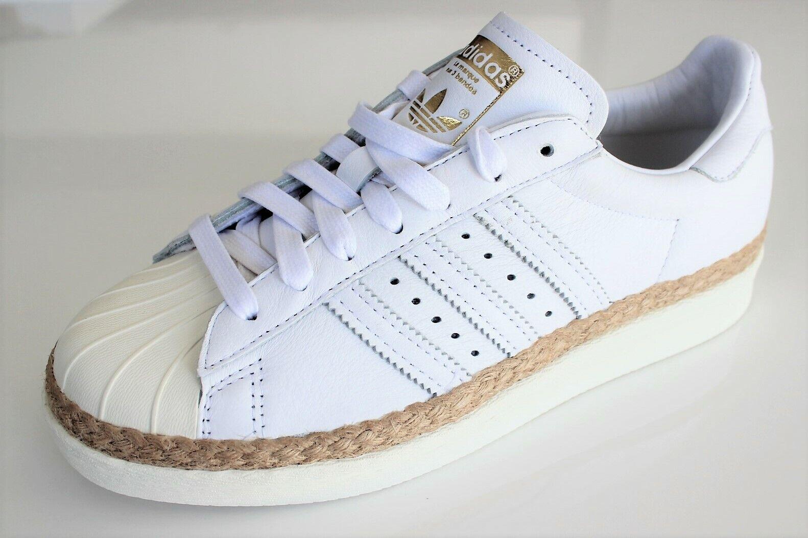 Adidas Originals Superstar 80s New Bold W, Gr. 36, weiß Creme, NEU & OVP Schuhe