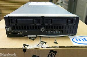 HP-ProLiant-BL460c-G6-2-x-SIX-CORE-XEON-X5650-2-66GHz-192GB-RAM-Blade-server