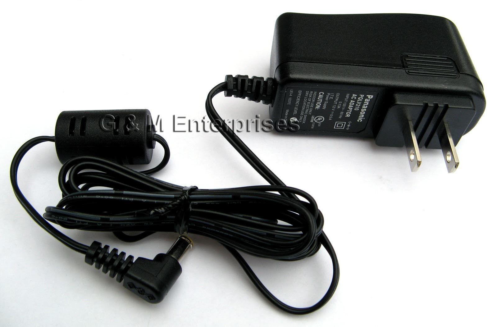 Panasonic Pqlv210y Ac Adapter For Kx-ts4300b, Kx-ts4200b, Ts4100b -us Seller