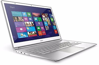 "Acer Aspire S7-392 13.3"" i7 1.8GHz 8GB 256GB/SSD W10H Touchscreen Ultrabook"