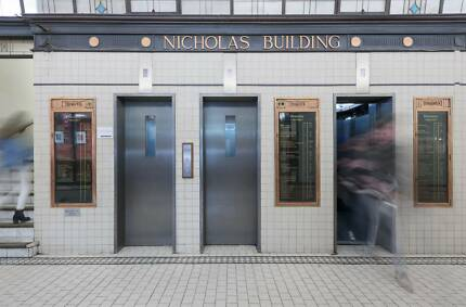 Affordable Co-Working space in The Nicholas Building
