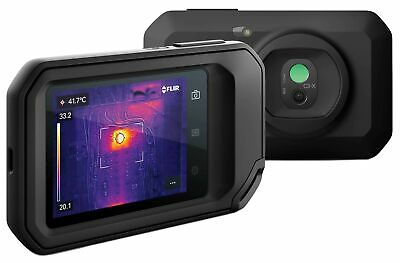 Flir C3-x Compact Thermal Imaging Camera With Wi-fi 128 X 96