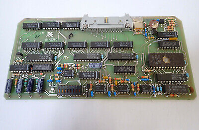 Ifr Fmam-1200s Communications Service Monitor Function Generator Pc Board Assy.