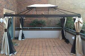 Mimosa 3 x 4m Semi Permanent Cairo Gazebo Pyrmont Inner Sydney Preview