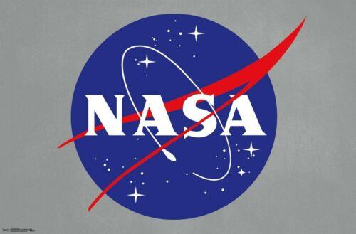 NASA - LOGO POSTER - 22x34 - SPACE 17978