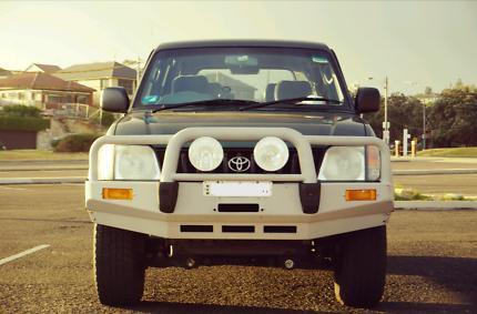 LPG Dual Fuel LANDCRUISER PRADO 4X4