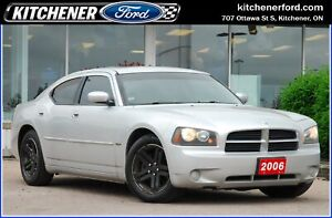 2006 Dodge Charger RT LEATHER/HEATED SEATS/DUAL AIR