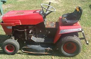 Rover Rancher ride on mower Mallanganee Kyogle Area Preview