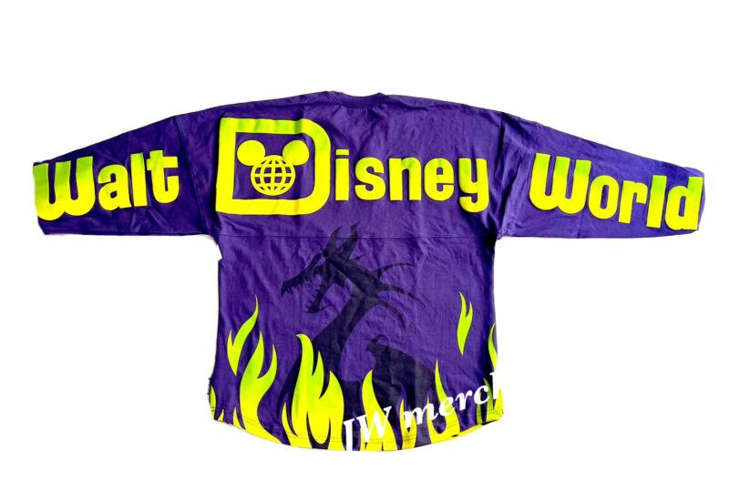 NEW Walt Disney World WDW 2021 Maleficent Villains Spirit Jersey Adult XXL