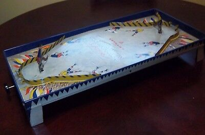 Gotham 200  Hockey game  1940's  table top hockey game NM-M for sale  Brookfield