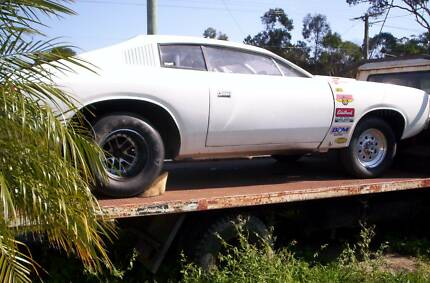Charger Drag Car 73,  4Bar nine-inch, 31 spline0.4.14 7.7.3 1.9.4 Tamborine Ipswich South Preview