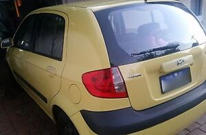 2006 Hyundai Getz Hatchback Shelley Canning Area Preview