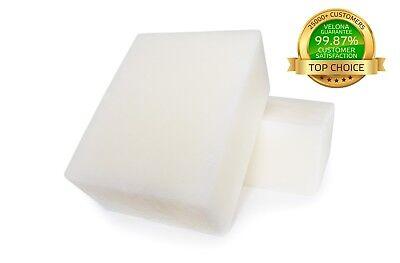 5 LB GOATS MILK  ORGANIC PREMIUM MELT AND POUR SOAP BASE SOAP MAKING (Soap Making Supplies)