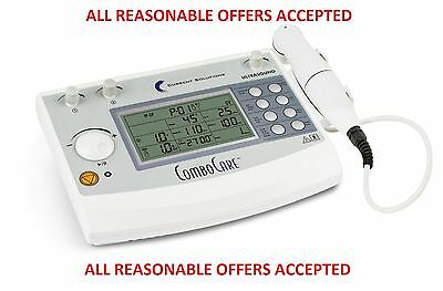 Combocare E-stim Ultrasound Combo Combo Care Physical Therapy Roscoe Dq7844