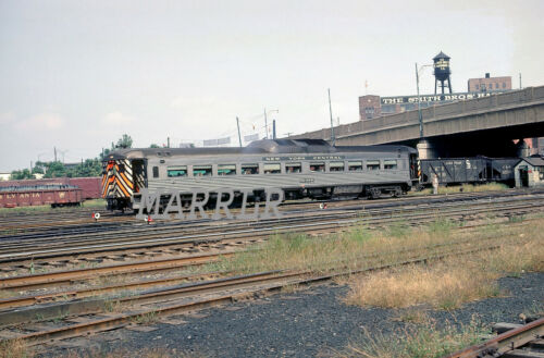 RR Print-New York Central NYC M450 at Columbus Oh 9/10/1969