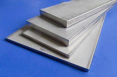 304 Stainless Steel Flat Stock 316 X 3 X 10 Long. Great Price