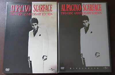 Scarface 2 Disc Anniversary Edition DVD (2003), Widescreen, Special, Al Pacino