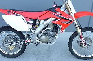 HONDA CRF250R 2008 Warwick Southern Downs Preview