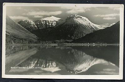 C1950's View of Bidean Nam Bian, Loch Leven