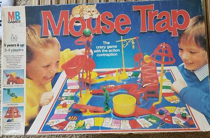 Mousetrap the board game