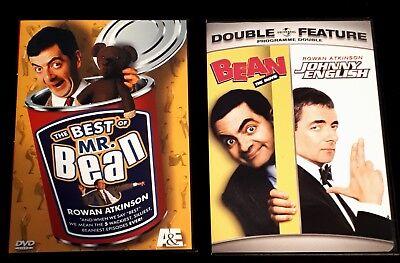 The Best Of Mr. Bean, Bean: The Movie & Johnny English DVD Set Rowan